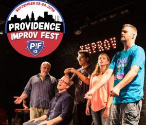 Providence Improv Fest