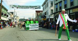 Mystic Irish Parade- Marshall