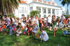 flagler-museum-easter-egg-hunt