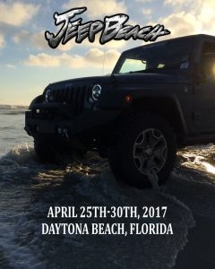 JeepBeach Flyer