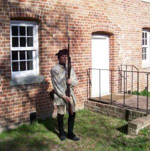 Historic Halifax frank military