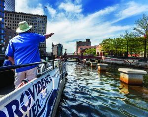 Providence River Boat - guide