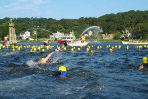 Mystic Sharkfest Swim
