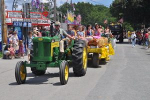 Howard County Fair - Tractor