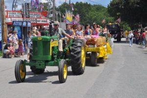 Howard County Fair - Tractor