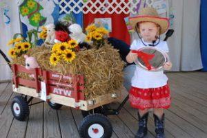 Howard County Fair -girl