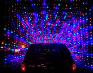 Magic of Lights Car81