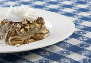 Julie Belle's - White Russian Pecan Pie