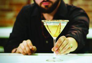 Pecan Pie Martini - Victors