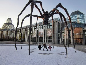 Maman the Giant Spider