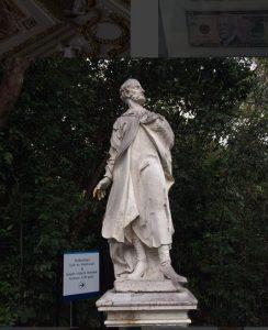Vizcaya Statue
